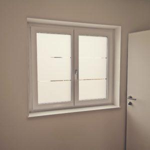 Milchglasfolie Fenster